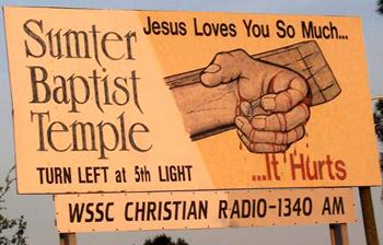 Christian Billboard