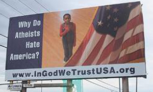 Christian Billboard